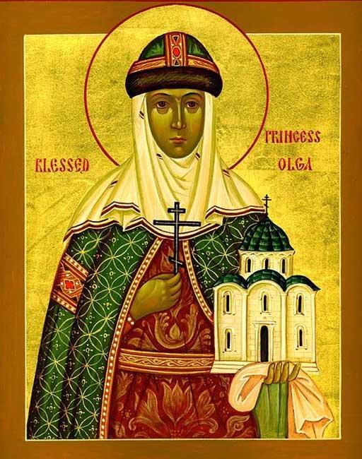 img ST. OLGA of Kiev