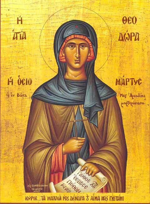 img ST. THEODORA of Basta (Vasta)