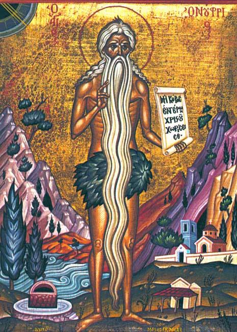 IMG ST. ONUPHRIUS, the Egyptian