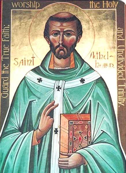 IMG ST. ETHELHARD of Canterbury