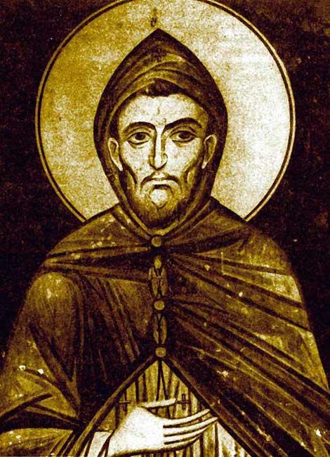 IMG ST. GABRIEL of Lesnovo, Serbia