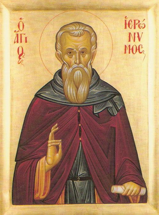 IMG ST. JERONYMUS, Hieronymus, Jerome, of Stridonium