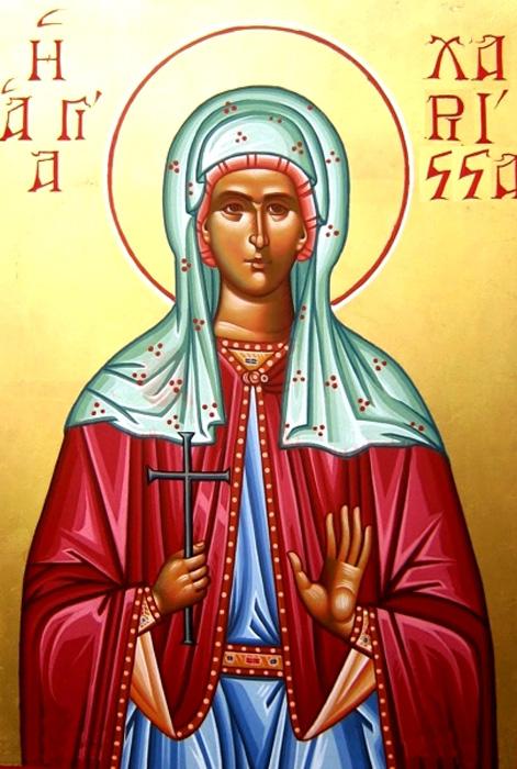 IMG ST. CHARIESSA, Charissa, Martyr