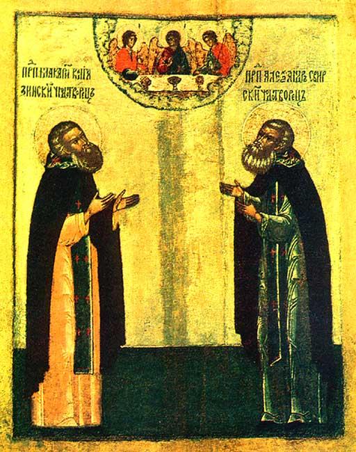 img ST. MACARIUS, the Abbot of Kalyazin, the Wonderworker