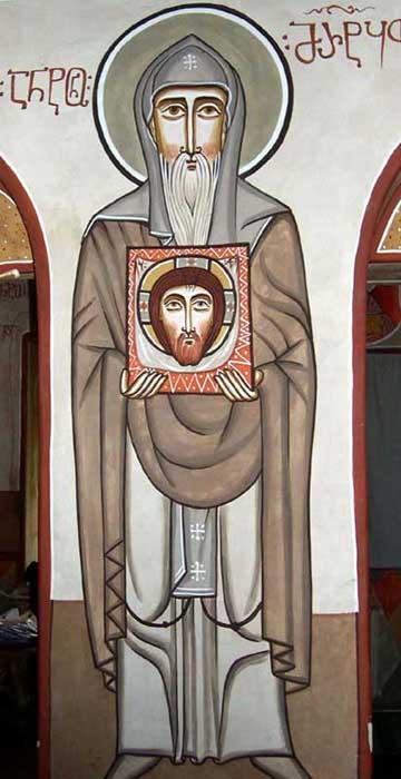 IMG ST. ANTHONY Martmkofeli of Zaden, Georgia