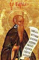 ST. BARLAAM of Khutyn, Russia