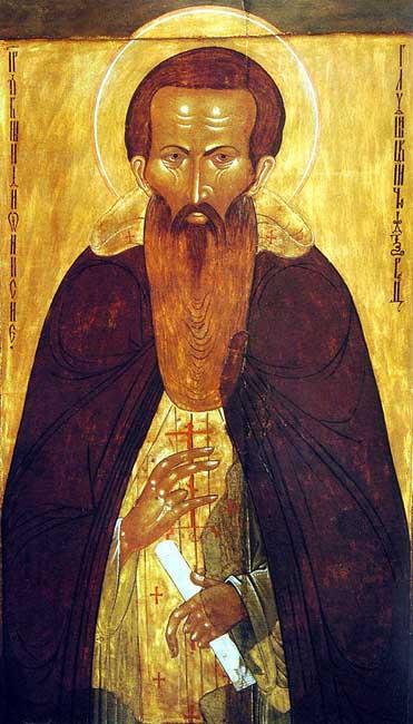 IMG ST. DIONYSIUS  the Abbot of Glushetsk