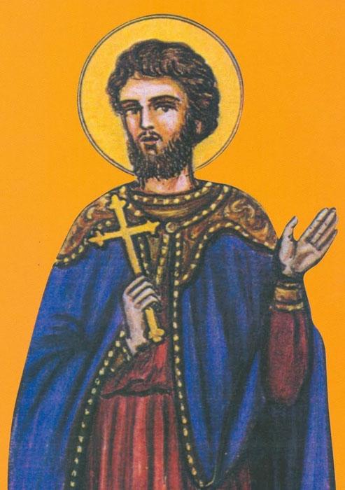 IMG ST. PARASKEVAS of Trebizond, Holy New Martyr