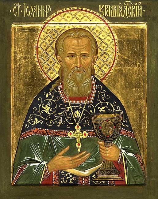 IMG ST. JOHN of Kronstad