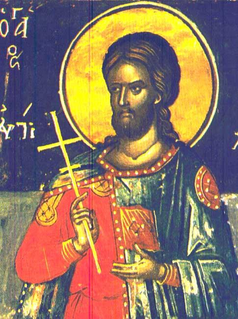 IMG ST. EUTYCHIUS the Marty