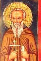 ST. SOZOMENUS of Karpasia Cyprus, Martyr