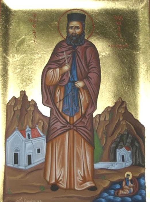 IMG ST. ANANIAS of Malles, Crete