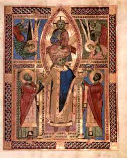 IMG ST. EMMERAMUS, Haimhramm,  Bishop of Regensburg
