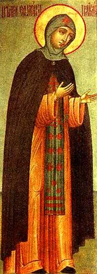 IMG ST. EUPHROSYNE of Polotsk