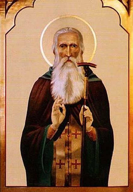 img ST. ARSENIUS, Founder of Komel Monastery (Vologda), Wonderworker