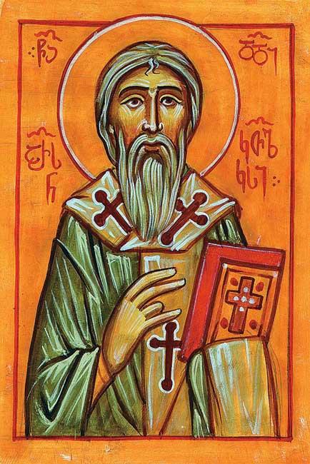 IMG ST. ARSENIUS the Great, Catholicos of Georgia