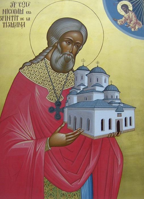 IMG ST. NICODEMUS  of Tismana