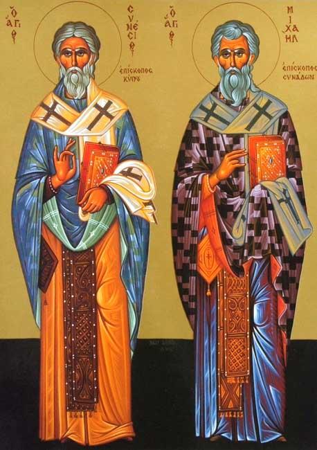 IMGST. MICHAEL, Bishop of Synnada