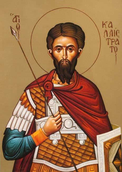 IMG ST. CALLISTRATUS, Martyr