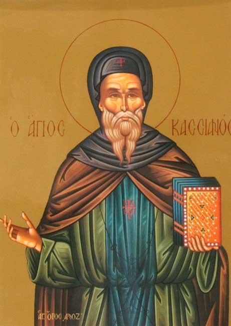 IMG ST. CASSIAN, John Cassian of Rome