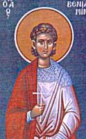 IMG ST. BENJAMIN, Martyr