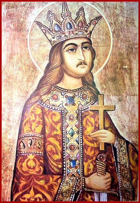 img ST.STEPHEN III the Great of Moldavia