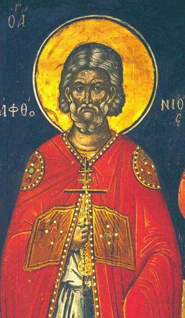 img ST. APHRONIUS, Martyr