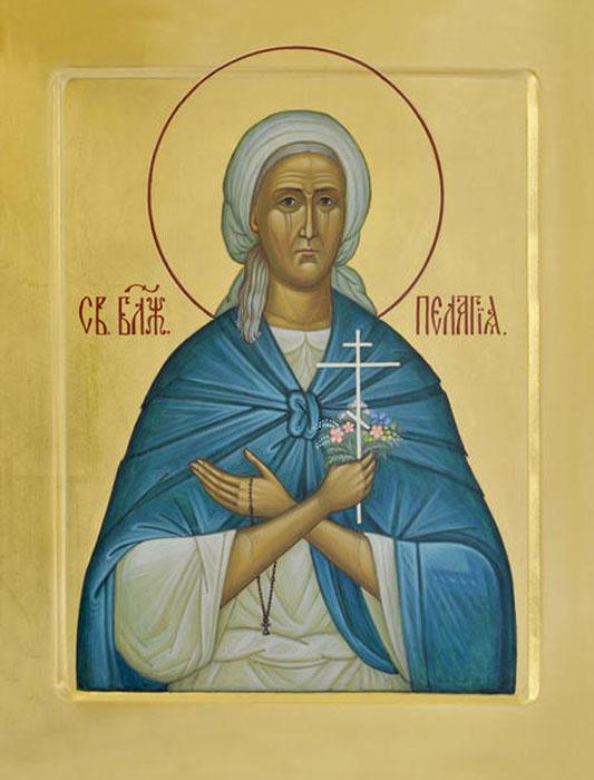 IMG ST. PELAGIA, Ivanovna Serebrennikova, of Diveyevo Monastery