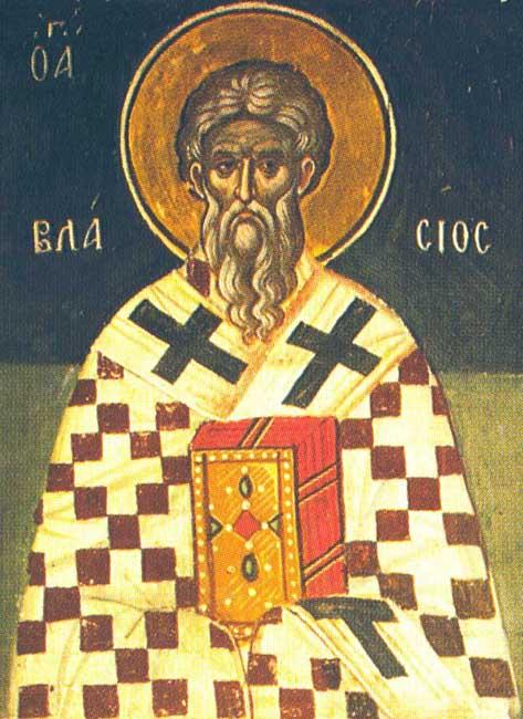 IMG ST. BLAISE, Martyr, Bucolus