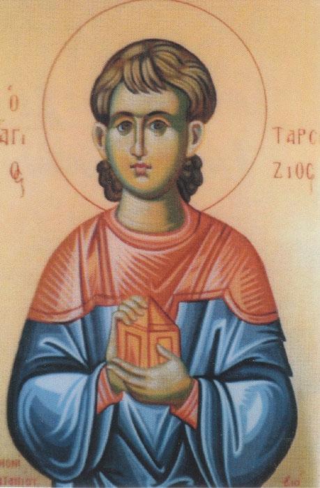 IMG ST. TARCISIUS, Martyr,