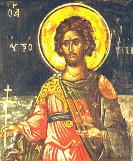 img ST. EUTROPIUS of Amasea, Martyr