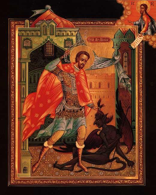 IMG ST. NICETAS, New Hieromartyr, of Serres