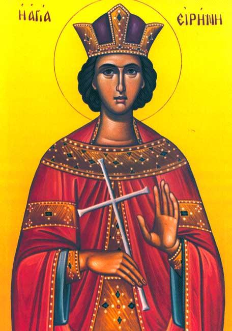img ST. IRENE, Greatmartyr of Thessaloniki