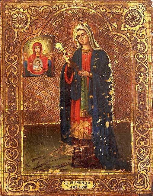 IMG ST. CLAUDIA of Rome