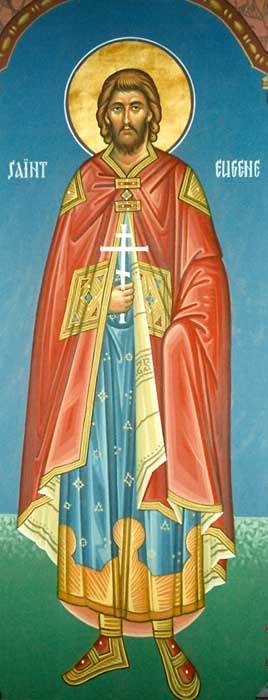 IMG ST. EUGENE, Martyr of Melitene