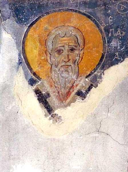 ST. EPAPHRAS, Apostle of the Seventy