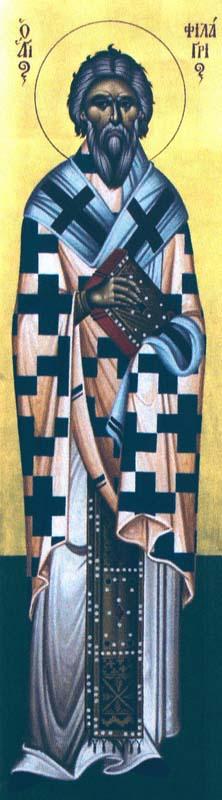 img ST. PHILAGRIUS, Bishop of Curium, Cyprus